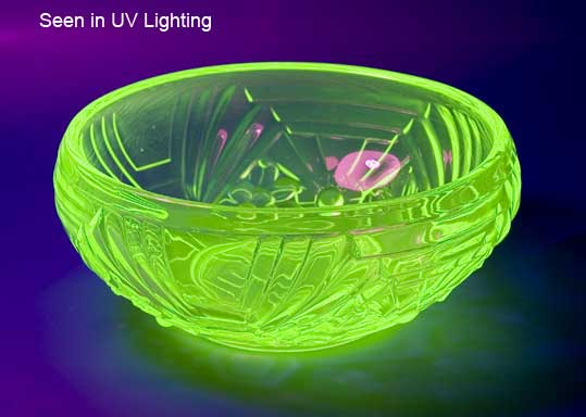 Jobling pressed glass bowl 777134