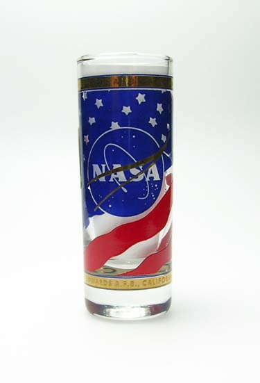 NASA glass