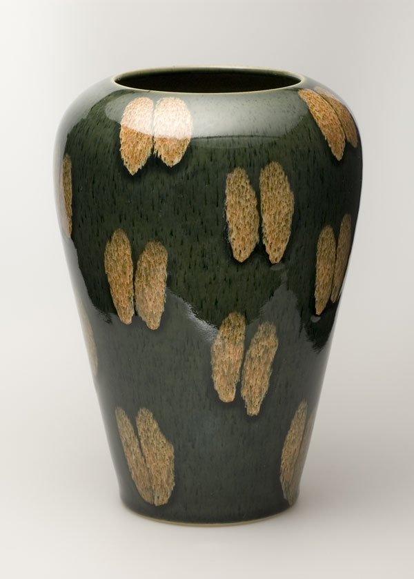 Style And Design Denby Pottery Art Vase Gemini